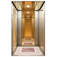 Best Noiseless Residential Traction Elevator , VVVF Control Lifts For Residential Homes wholesale