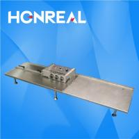 Best PCB Separator with multi blades cut board into straight strips PCB cutting machine wholesale