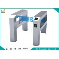 Best Automatic Dual Supermarkets Swing Gate For Supermarket Bus Station And Airport wholesale