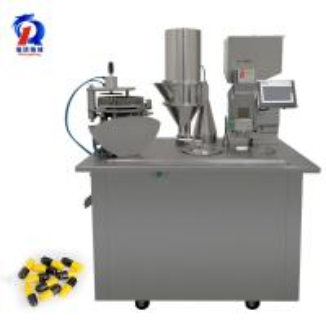 Best Pharmaceutical Powder Hard Gelatin Semi Automatic Capsule Filling Machine wholesale