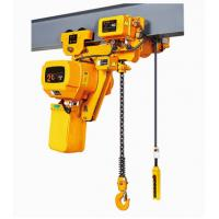 Electric chain hoist with CE ISO certificates