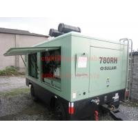 China Sullair Portable Air Compressor 550RH on sale