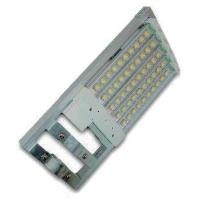 Best High power 100W Brigelux / Cree solar powered led street lighting outdoor 5300 LM wholesale
