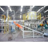 Best Durable Waste Tyre Recycling Plant , Automobile Industry Tire Recycling Machine wholesale
