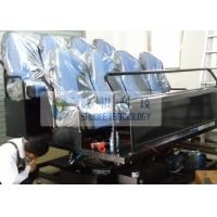 Best Exciting Amazing 5D Simulator With Six Degrees Of Freedom Motion Chairs wholesale