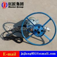 Best 1500W  electric drilling rig machine  Portable small water well drilling rig for sale wholesale