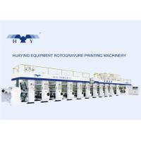 Quality 10 Color Rotogravure Printing Machine wholesale