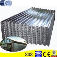 Cheap Hot Dipped Galvanized Corrugated Metal Roofing Sheet for sale