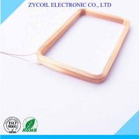 Best Multilayer Custom Coil Winding , High Impedance Square Air Core Coil wholesale