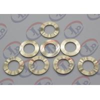 Best Precision CNC Machining Services , Brass Flat Washers with Ra 1.6 Roughness wholesale