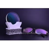 Buy cheap NK55 1.56 Hard Multi Coated Lens, Protecting Photochromic Eyeglass Lenses from wholesalers