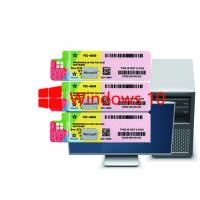 Best Microsoft Win 10 Pro Product Key Code , Windows 10 Product Key Sticker Globally for Computer wholesale