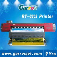 Best 3.2m new flex printing machine with high speed canvas printers for sale wholesale