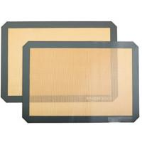 Buy cheap FBT010602 for wholesales pack of 2 oven baking non-stick silicone mat from wholesalers