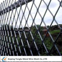 Buy cheap Expanded Metal Fencing Panels 0.5mm Steel Wire Fencing for Sports Fields China from wholesalers