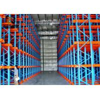 Best Galvanization For Unified Palletized Goods Use Drive In Racking System wholesale