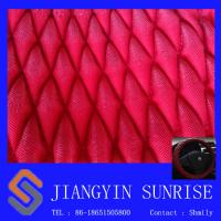 Cheap Abrasion Scrape Resistance Auto Upholster Leather PVC Synthetic Leather With EN wholesale