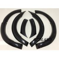 Best Smooth Black ABS plastic 4x4 Wheel Arch Flares For Everest 2015 - 2016 wholesale