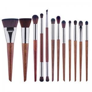 Best Makeup brush set, 10 Brushes Cosmetic Set,Wood Handle Brush,Synthesis Hair wholesale