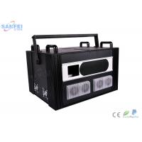 China 15W RGB Multi Color Animation Disco Laser Light / / Sound Active / DMX512 on sale