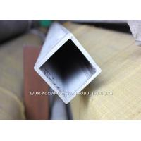 Best Industrial Duplex Stainless Steel Pipe / Square Stainless Steel Tubing Seamless wholesale