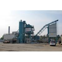 Quality 160Tph 2000 Model Continuous Asphalt Mixing Plant With 30ton Bitumen Tank wholesale