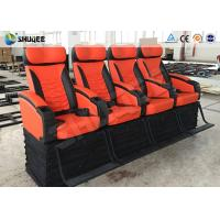 Best Latest Design 4D Cinema System Simulator Ride Chair 4D Outdoor Kino wholesale