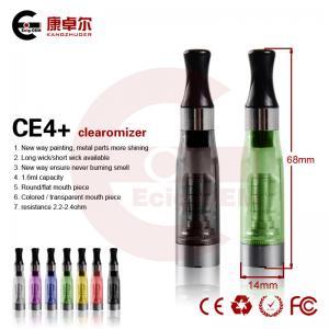Best 650mAh Refillable IGO CE4 EGO E Cig 1.8ohm Atomizer / 800Puffs Pen Style E Cigarette wholesale