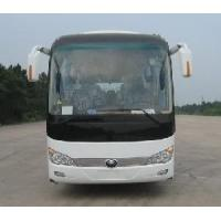 Best 100000KM 51 Seats 2015 Euro IV Emission Air Bag AC Used YUTONG Luxury coach Bus wholesale