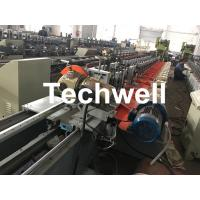 Best Aluminum, Galvanized Steel Cold Roll Forming Machine For Octagonal Tube Pipe Equipment With Making Rolling Shutter Axes wholesale