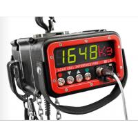 Best Safety Motor Chain Hoist Load Cell Interface With LCD Display CE Certificated wholesale