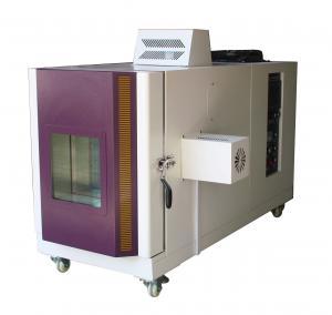 Best Textile Leather Testing Equipment Water Vapour Permeability Tester For ASTM E 398, EN 344 wholesale