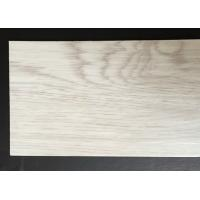Best anti-bacterial wood grain uv coating embossed PVC vinyl flooring planks wholesale