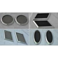 Best Universal Car Air Vents Decorative Sticker / Mesh Vents Sticker / Air Flow Fender Sticker wholesale