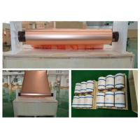 Best HD Thin Copper Sheet For Polyimide Board Min 160 MPa Tensile Strength wholesale