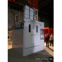 Best 2000kg Explosion Proof Industrial Elevators for Oil Plant Installed within Steel Structure wholesale