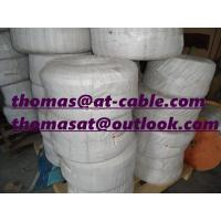 Best 3025m without wooden drum semi-finished CCS RG6 Coaxial Cable, Without PVC Jacket wholesale