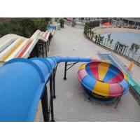 Best Slope Speed Family Holiday Water Slide For Thrilling Water Playground wholesale