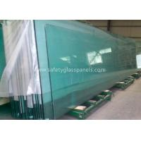 Quality 6.38mm Decorative Laminated Glass Offers Multi-color , Euro Grey Float Tempered Glass wholesale