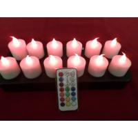 Flameless Led Candles With Remote Images