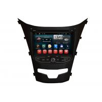 Best Ssangyong 2014 Korando Android Touch Screen Navigation System DVD Player Radio RDS TV wholesale