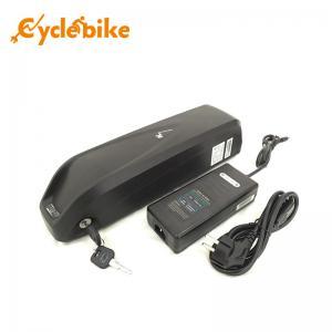 Best 48v11.6ah Hailong Lithium Ion e-Bike Battery Case 380x92x90mm wholesale