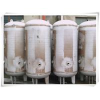 Best Customized Stainless Steel Extra Replacement Tank For Air Compressor System wholesale