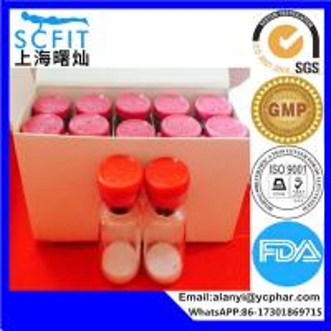 Best In 2016, Hot seller Melanotan-II CAS 121062-08-6 Polypeptide Hormones for Bodybui with USP Grade wholesale