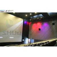Best Cinema Dynamic 5D Movie Theater , 5D Cinema System for Family wholesale