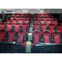Best Cinema System 4D Movie Theater Environment Effect With Chair Effect Water / Air Spray wholesale