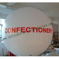Best 0.18mm helium quality PVC Waterproof Advertising Balloons For Celebration wholesale