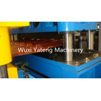 Decelerating Motor Chain Drive Metal Roofing Roll Former Tile Making Machine Simple Structure