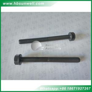 China Cummins 6CT engine parts Cylinder head Hexagon Flange Head Cap Screw 3920780 3901220 3903939 Cylinder head long bolt on sale