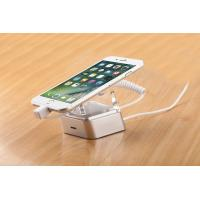 Best COMER alarm devices holders for Anti-theft cell phone secure displays stand cradles with charging cable wholesale